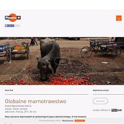 Globalne marnotrawstwo. Filmy dokumentalne w PLANETE+