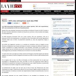Maroc : 95% des entreprises sont des PME