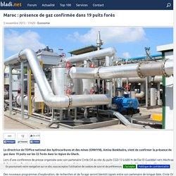 Maroc : présence de gaz confirmée dans 19 puits forés