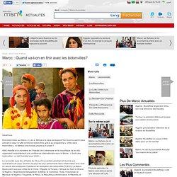 Maroc : Quand va-t-on en finir avec les bidonvilles?
