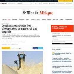 Le géant marocain des phosphates se sacre roi des engrais