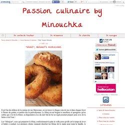 """Sfenj"", beignets Marocains"