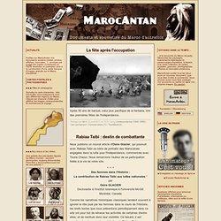 documents et souvenirs du Maroc d'autrefois: L'indépendance (1940-1956)