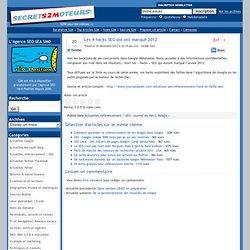 » Les 4 hacks SEO qui ont marqué 2012