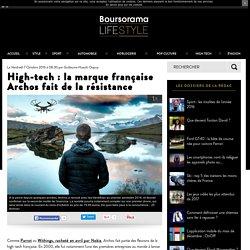 High-tech : la marque française Archos fait de la résistance