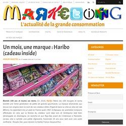 Un mois, une marque : Haribo (cadeau inside)