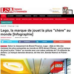 """Lego, la marque de jouet la plus """"chère"""" au... - Loisirs, culture"""