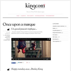 Blog Digital - kingcom - Success Story Taylor depuis 1990