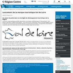"""Marque touristique """"Val de Loire"""""""