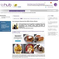 Les marques lancent des défis à leurs clients - /le hub de La Poste, tendances du marketing relationnel