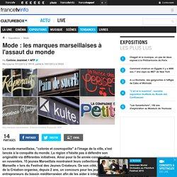 Mode : les marques marseillaises à l'assaut du monde