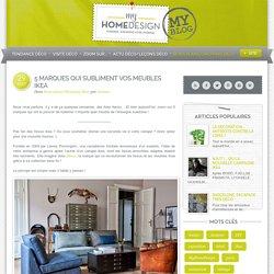 5 marques qui subliment vos meubles Ikea - 29/03/17