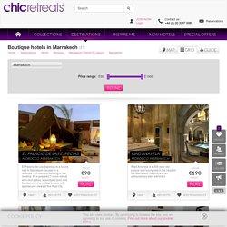 Best Riads Marrakech, Luxury Hotels, Boutique B&Bs Marrakech, Morocco – Chic Retreats