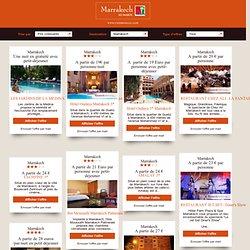 Site officiel de Marrakech : Visitez Marrakech en vidéo