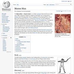 Marree Man