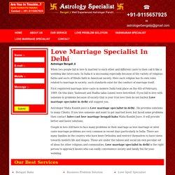 Love marriage specialist in delhi - Bengali baba - +91-9115657925