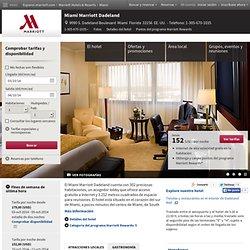 Miami Marriott Dadeland: alojamiento en Miami