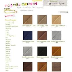 les marrons : Ma Petite Mercerie - accessoires couture et mercerie, Lin