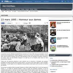 23 mars 1895 : Honneur aux dames