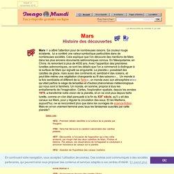 Mars (histoire).