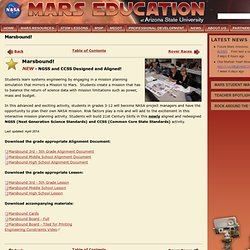 Mars Education