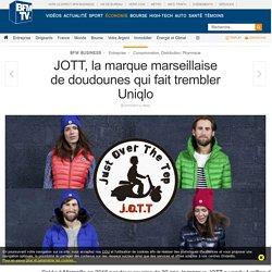 JOTT, la marque marseillaise de doudounes qui fait trembler Uniqlo