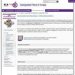 Les symboles de la République : la Marseillaise (3ème) — Enseignement Moral et Civique