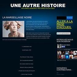 La Marseillaise noire