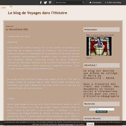 La Marseillaise HDA - Le blog de Voyages dans l'Histoire