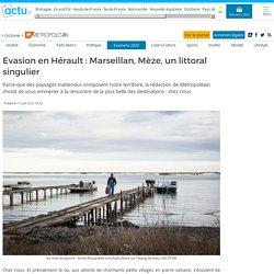 Evasion en Hérault :Marseillan, Mèze, un littoral singulier
