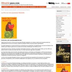 Le Prix du livre jeunesse Marseille / Association Libraires à Marseille