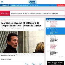 """Marseille : cocaïne et calamars, la """"Papy connection"""" devant la justice"""