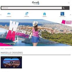 Marseille, 1er port de croisières de France