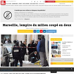 Marseille, l'empire du milieu