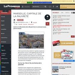LaProvence.com : Marseille, capitale de la pauvreté