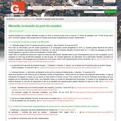 Marseille, la réussite du port de croisière
