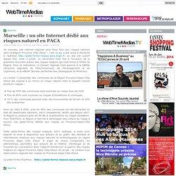 Marseille : un site Internet dédié aux risques naturel en PACA