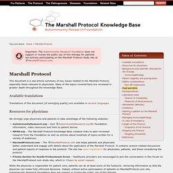 Marshall Protocol (MPKB)