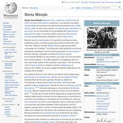 Marta Minujín