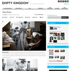Marta Penter | EMPTY KINGDOM You are Here, We are Everywhere