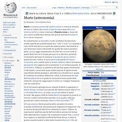Marte (astronomia)