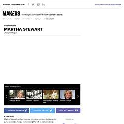 Martha Stewart, Lifestyle Mogul