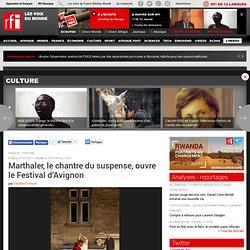 Marthaler, le chantre du suspense, ouvre le Festival d'Avignon | www.rfi.fr