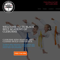 Self Defense Cleburne