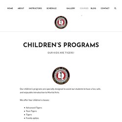 Find the Best Self-Defense Classes for Kids in Canberra