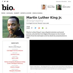 Martin Luther King timeline CHALLENGING