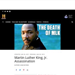 Martin Luther King, Jr. Assassination