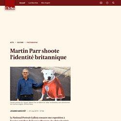 Martin Parr shoote l'identité britannique