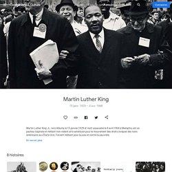 Martin Luther King Jr. — Google Arts&Culture