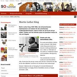Martin Luther King (svenska)
